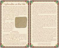 Description for Aphrodite on the Nile (front and back)