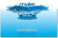 Mervyn's Wave popup card